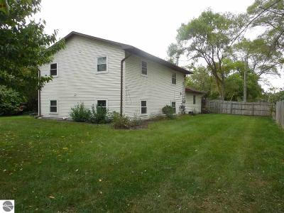 Mt Pleasant MI Multi Family Home For Sale: $125,000