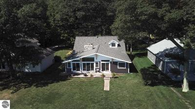 Tawas City MI Single Family Home For Sale: $549,900
