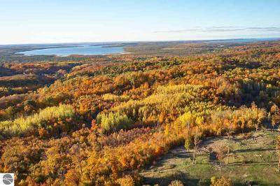 Kalkaska County Residential Lots & Land For Sale: 4445 Clearwater View