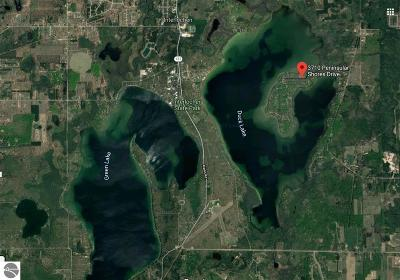 Single Family Home For Sale: 3710 Peninsular Shores