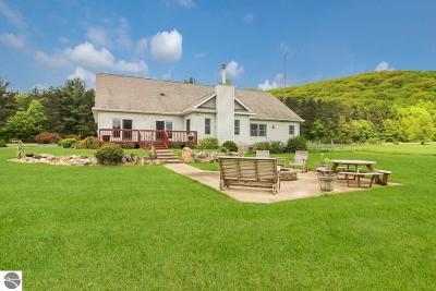Single Family Home For Sale: 5493 S Thompsonville Highway