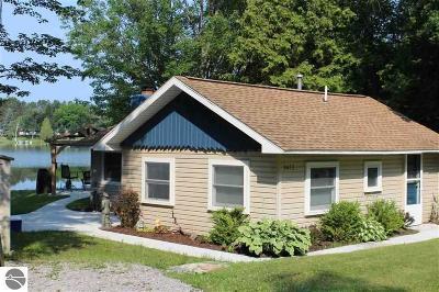 Greenbush Single Family Home For Sale: 3470 & 3472 E Cedar Lake Drive