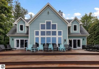 Leelanau County Single Family Home For Sale: 8018 W Latter Road