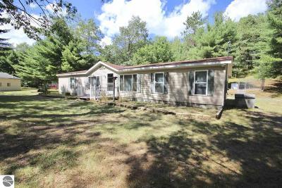 Oscoda Single Family Home For Sale: 1030 Bissonette Road