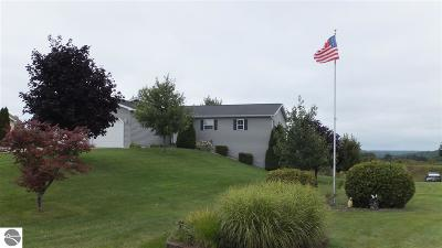 Traverse City Single Family Home For Sale: 677 Autumnview Lane