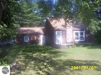 Tawas City Single Family Home For Sale: 420 N River