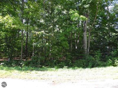 Leelanau County Residential Lots & Land New: Lot 72 E Birch Court
