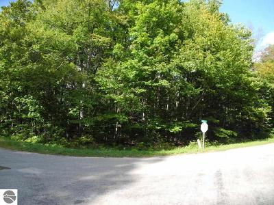 Leelanau County Residential Lots & Land New: Lot 73 E Sugar Maple Drive