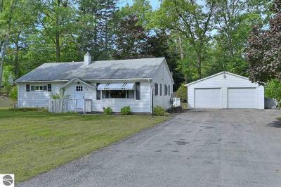 Traverse City Single Family Home For Sale: 854 Avenue E