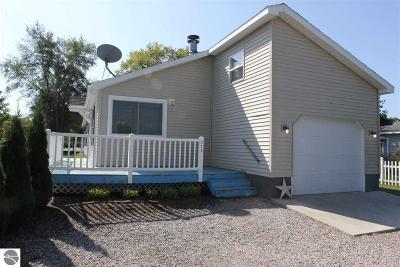 Single Family Home New: 220 Lake