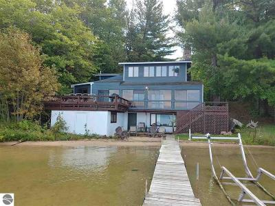 Traverse City Single Family Home New: 639 N South Long Lake Road