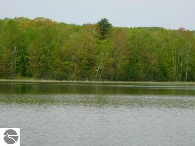 Kalkaska County Residential Lots & Land For Sale: Blue Lake Road