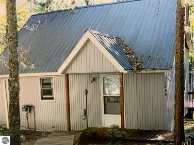 Kalkaska County Multi Family Home For Sale: 1844 W Bear Lake Road
