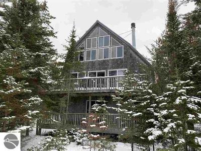 Charlevoix County Single Family Home For Sale: 29792 Little Iron Ore Bay Road