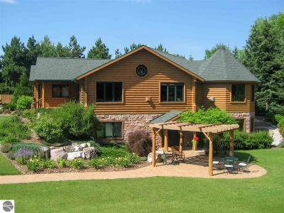Single Family Home For Sale: 13573 S Gallagher Road