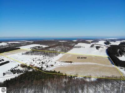 Leelanau County Residential Lots & Land New: 4615 E Gauthier Road