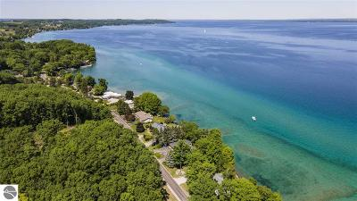 Single Family Home For Sale: 7520 East Shore Road