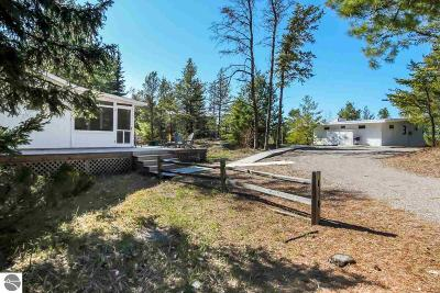 Single Family Home For Sale: 7566 W Harbor Highway