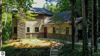 Single Family Home For Sale: 9950 East Traverse Highway