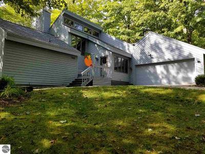 Charlevoix County Single Family Home For Sale: 11985 Lakeshore Drive