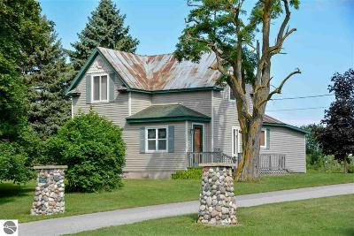 Traverse City Single Family Home For Sale: 3105 Supply Road