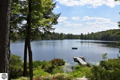 Kalkaska County Residential Lots & Land New: 5662 Lake Five Lane