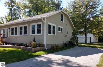 Elk Rapids Single Family Home For Sale: 840 Millers Park
