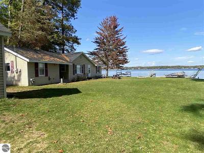 Single Family Home For Sale: 11411 Lake Shore Drive