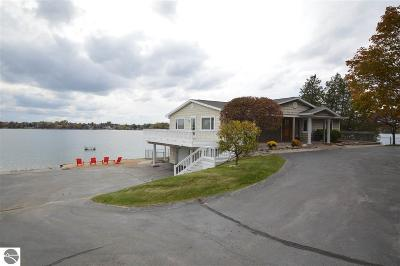 Single Family Home For Sale: 1241 Lake Drive