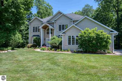 Williamsburg Single Family Home For Sale: 4208 Cranberry Lane