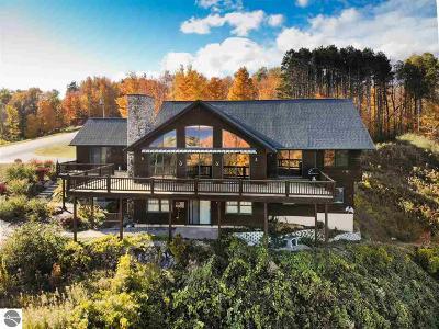 Single Family Home For Sale: 10797 E Hilltop Road