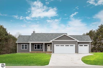 Williamsburg Single Family Home For Sale: 5237 Arrowhead Circle