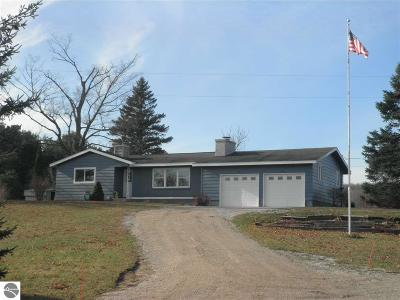 Antrim County Single Family Home For Sale: 2606 S M-88