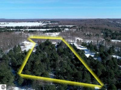 Antrim County Residential Lots & Land For Sale: Alden Highway