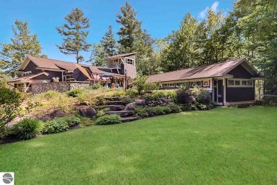 Kewadin Single Family Home For Sale: 14401 Campbell Road