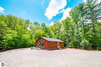 Single Family Home For Sale: 2899 Duck Lake Dam Road