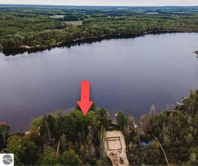 Kalkaska County Residential Lots & Land For Sale: 5576 Kerbysons Drive SE