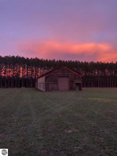 Kalkaska County Residential Lots & Land New: 2612 Hagni