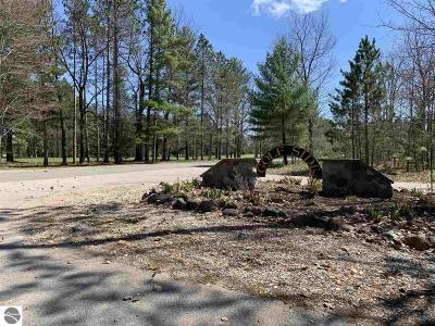 Kalkaska County Residential Lots & Land New: 773 Golf Side Drive