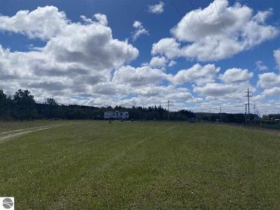 Kalkaska County Residential Lots & Land New: 8250 NE Day Road