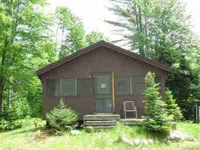 Alger County Single Family Home For Sale: N914 Anne Road