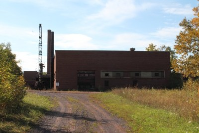 Negaunee Commercial Pending w/Contingency: 401 Tracy Mine Rd