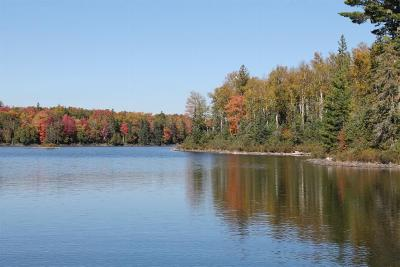 Michigamme Residential Lots & Land For Sale: Lot 32 Secluded Point #Lat 46.4