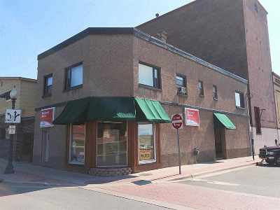 Marquette Commercial Pending w/Contingency: 115 S Third