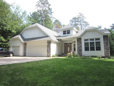Marquette Single Family Home For Sale: 605 Bishop Woods