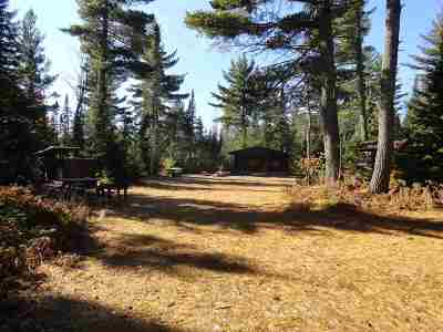 Ishpeming Residential Lots & Land For Sale: 40 Acres Co Rd 573 (Red Road)