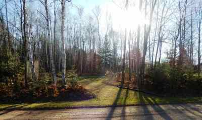 Marquette Residential Lots & Land For Sale: 160 Sandy Ln