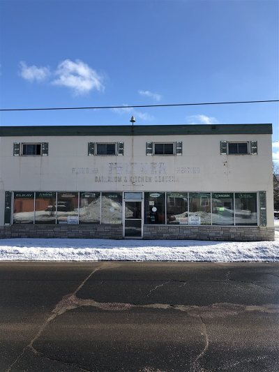 Marquette MI Commercial For Sale: $479,900