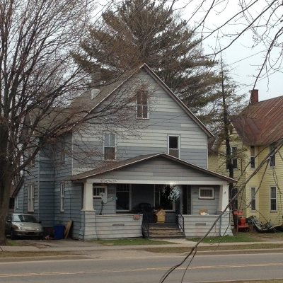 Negaunee Multi Family Home Pending w/Contingency: 212-214 Teal Lake