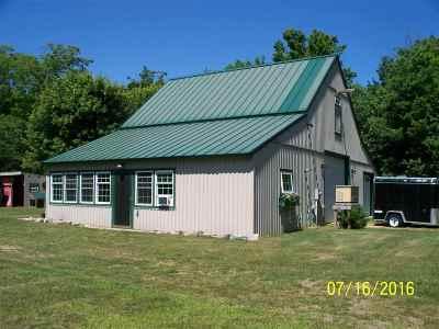Munising Single Family Home For Sale: E6599 Crossover Rd